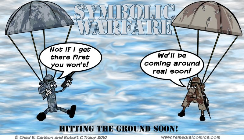 Symbolic Warfare :: You'll never know what hit you. Well, you will... but you'll wish you didn't!